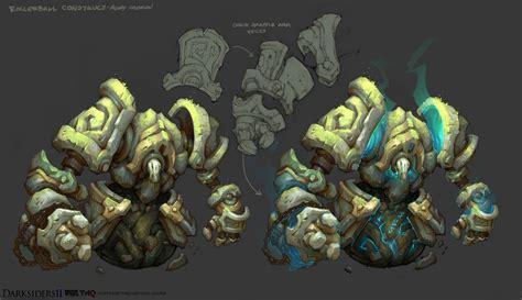 The Lantern Factory Darksiders 2 Concept Art The Super Dump