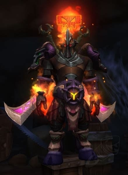 glyph  burning anger spell world  warcraft