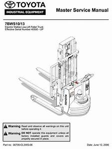 79 Best Images About Toyota Industrial Manuals On Pinterest