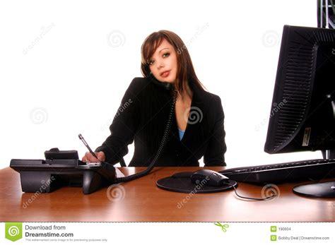 bureau femme femme d 39 affaires au bureau 3 photo stock image du chaud