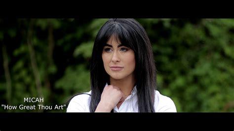 Micah Irish Female Singer In Dublin Hooley