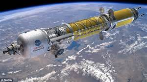 Nasa could send a crew to orbit Mars in 2033 and land in ...