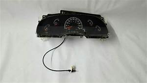 2000 Ford F150 Pickup Speedometer Instrument Cluster