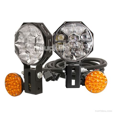 truck lite truck lite led snow plow and atl l kit