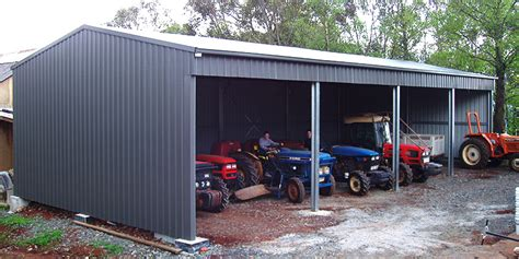 limitless kitchen and farm sheds for machinery hay geelong