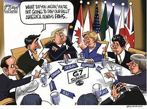 Outcome of the G-7 Summit Brutally Explained by a Single ...