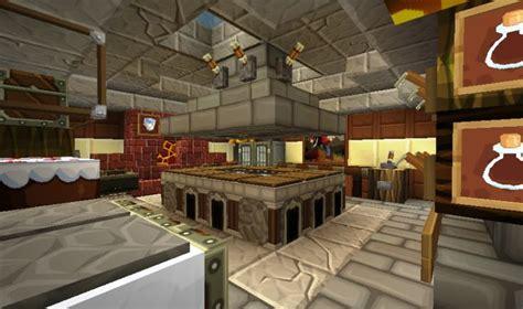 minecraft interior design kitchen 22 mine craft kitchen designs decorating ideas design 7507