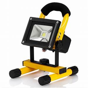 Aliexpress buy flood lights rechargeable w led