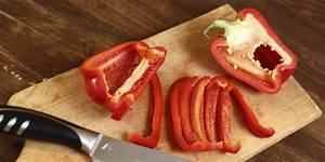 The Best Way To Cut A Bell Pepper (VIDEO) | HuffPost