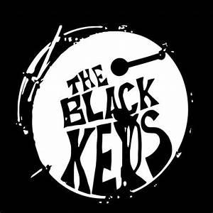 Vector Place: The Black Keys drum logo