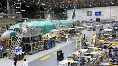 Boeing Wiring Design by Boeing Becomes Casualty Of Eu Us Trade Spat Rt