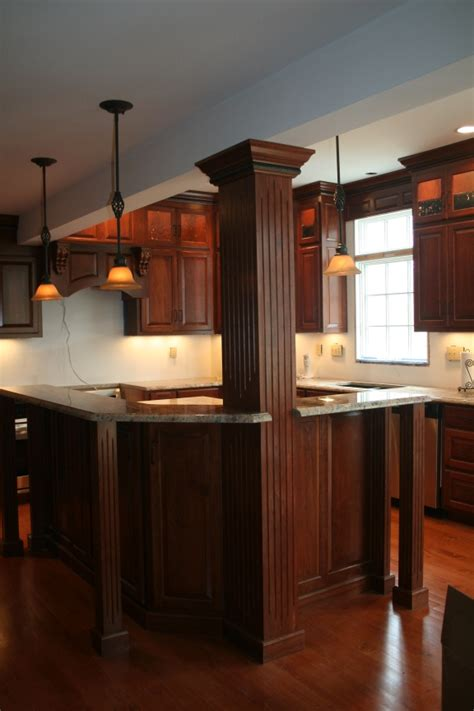 kitchen island with posts kitchen islands lets see your pics