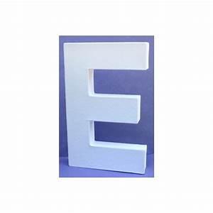 Lettre En Carton À Peindre : lettre 3d e 12cm maison pratic boutique pour vos loisirs creatifs et votre deco ~ Nature-et-papiers.com Idées de Décoration