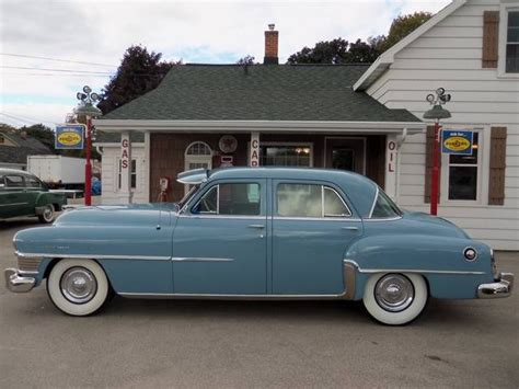 1952 Chrysler New Yorker by 1952 Chrysler New Yorker Information And Photos Momentcar