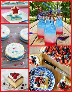 4th of July Recipes and Food Ideas