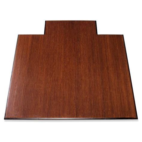 bamboo chair mat bamboo office chair mat frontgate