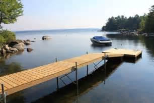 Wood Floating Dock Plans