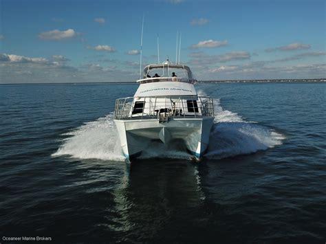Catamaran Yacht Builders by Used Batavia Boat Builders Aluminium Catamaran For Sale