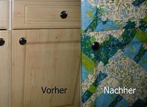 Alte Küche Neu Gestalten Vorher Nachher : k chenschr nke bekleben f r eine frische ver nderung in ~ Lizthompson.info Haus und Dekorationen