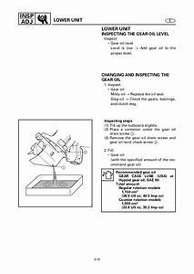 Yamaha Outboard 225geto  V225tr Service Repair Manual L