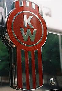 Kenworth Logo | Photo of the Kenworth Logo off our new ...