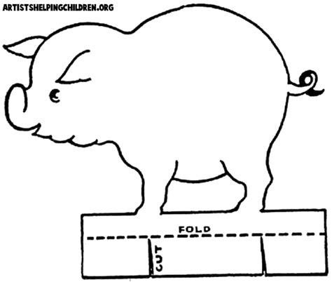 pig template pig crafts for ideas for arts and crafts projects activities for and