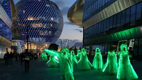 kazakhstan  world expo    energy