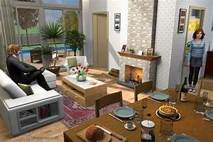 Sweet home 3d for Sweet home 3d living room furniture