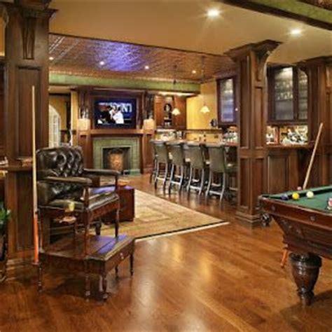 irish pub inspired home pub bars  home man cave