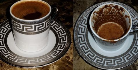 Greek Coffee Reading Workshop