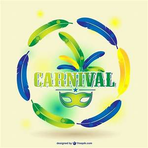 Brazil carnival vector Vector | Free Download