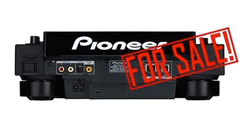Pioneer Dj Is Up For Sale. But Who's Buying?