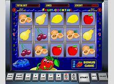 Игра, игровые автоматы fruit cocteils
