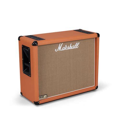 marshall 1936 2x12 cabinet marshall 1936 2x12 quot guitar speaker cab orange at