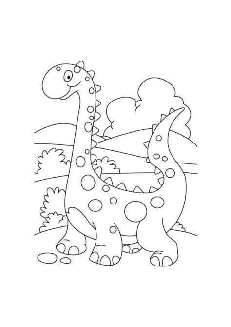 immagini di dinosauri da colorare per bambini disegni da colorare dei dinosauri per bambini blogmamma it