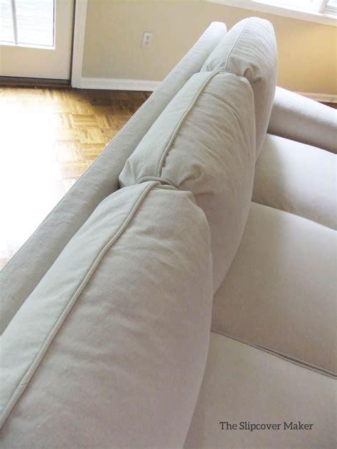 natural denim slipcover  sherrill sofa furniture slipcovers slipcovers  chairs