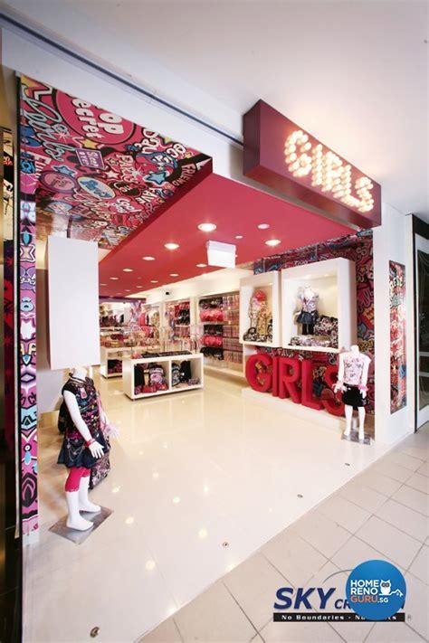 sky creation girls  singapore interior design