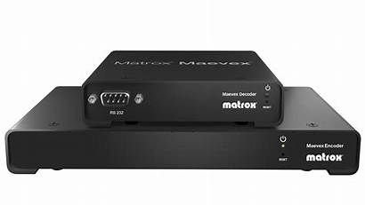 Encoder Matrox Maevex Decoder Decoders Encoders Ip
