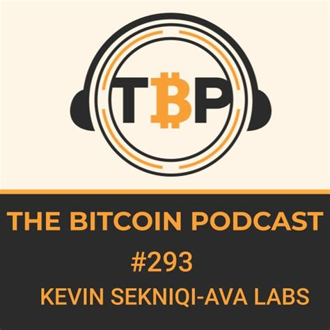 The andreas antonopolous led 'let's talk bitcoin' podcast has become quite popular over the past couple of years. The Bitcoin Podcast #293-Kevin Sekniqi-Ava Labs - The Bitcoin Podcast Network   Lyssna här ...