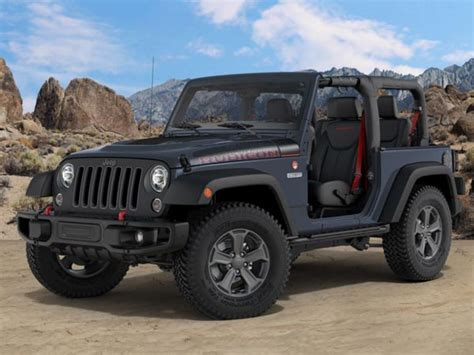 carandbike jeep launches limited edition wrangler