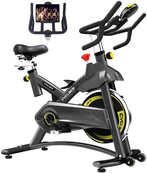 Cyclace Exercise Bike Stationary 330 Lbs Weight Capacity ...