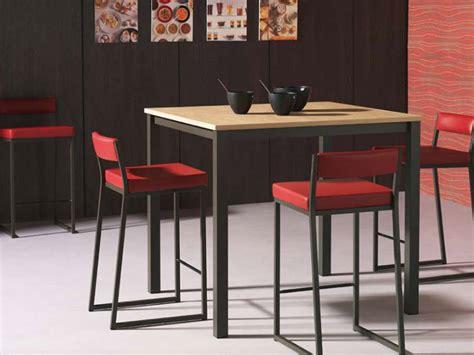 chaise de bar cuisine table et chaise haute pour cuisine