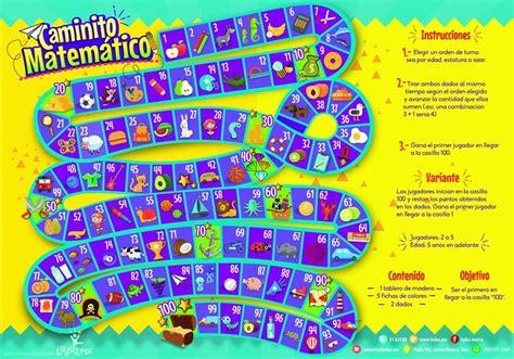 Kidsumi es un juego de mesa matemático para jugar en familia que además enseña y/o refuerza las figuras planas geométricas con un tablero dividido en 2 ediciones. Caminito Matemático Juego De Mesa Preescolar Y Primaria - $ 65.00 en Mercado Libre