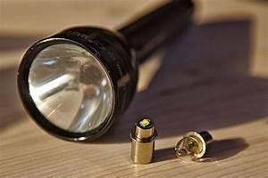 Maglite Auf Led Umrüsten : maglite taschenlampen so machst du die klassiker wieder fit ~ Kayakingforconservation.com Haus und Dekorationen