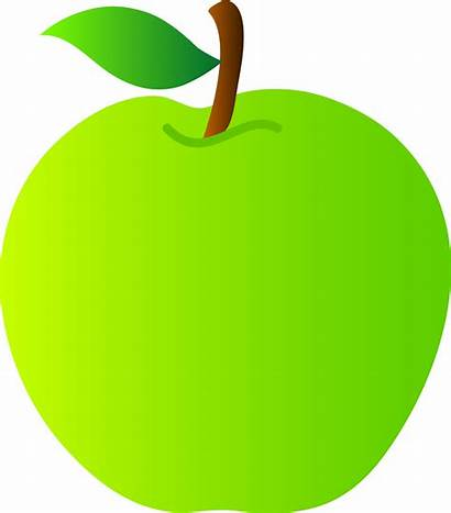 Apple Clip Drawing Clipart Healthy Sweetclipart