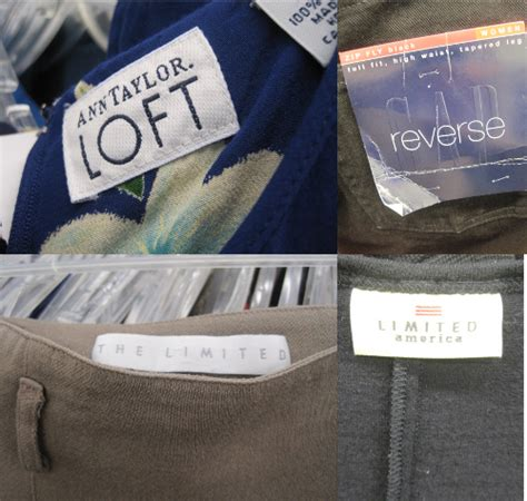 Thrift Store Advice Vintage & '90s Thrift Clothing & Tags