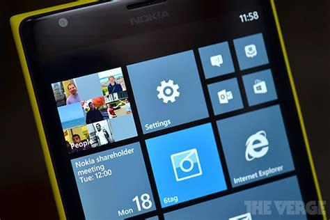 windows phone dies today  verge