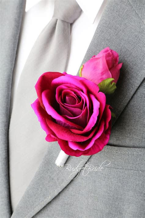 Check spelling or type a new query. Davids Bridal Raspberry Wedding Bouquet with magenta ...