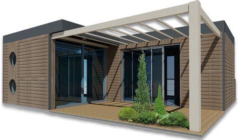 studio de jardin hll maison ossature bois bureau de jardin hll cl 233 s en