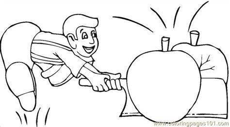 The Gallery For --> Juice Box Coloring Page